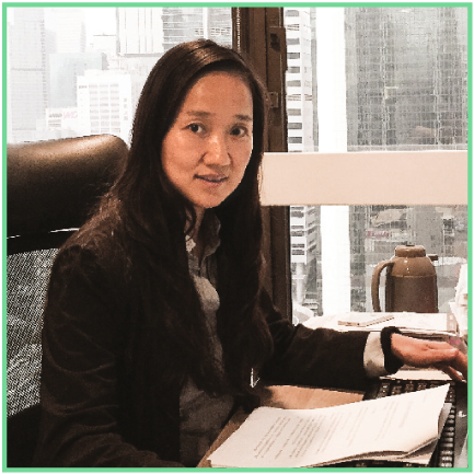 Sun Yan Legal Counsel, from the Mainland China