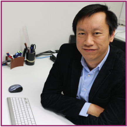Kwok Chern Yue Senior Research & Development Manager, from Singapore