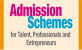 Introduction of Admission Schemes for Talent, Professionals and Entrepreneurs